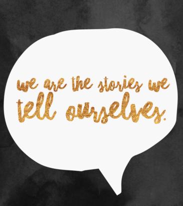 79: Start Telling New Stories