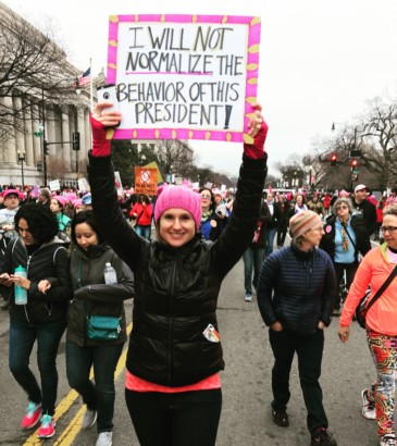 97: Women's March: Solidarity and Haters